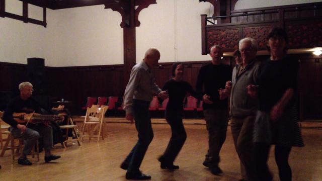 Swedish Dance Lessons