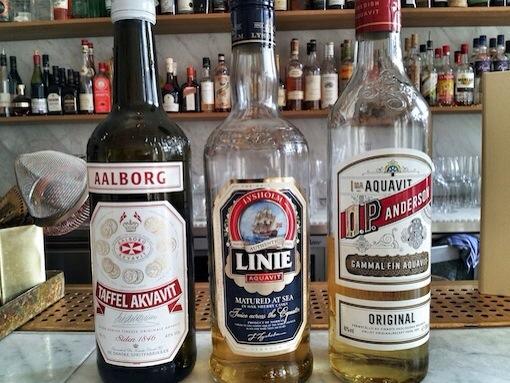 Huffington Post: Aquavit – The Next Big Thing In Hard Liquor